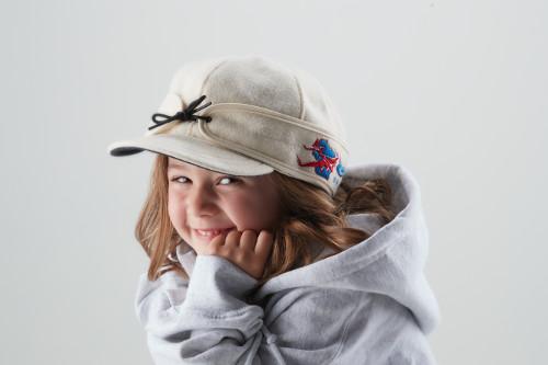 Stormy Kromer Hat - White