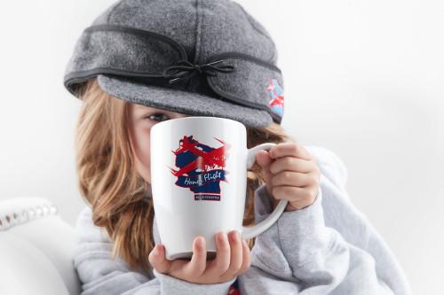 20 oz. Coffee Cup with NFHF Logo